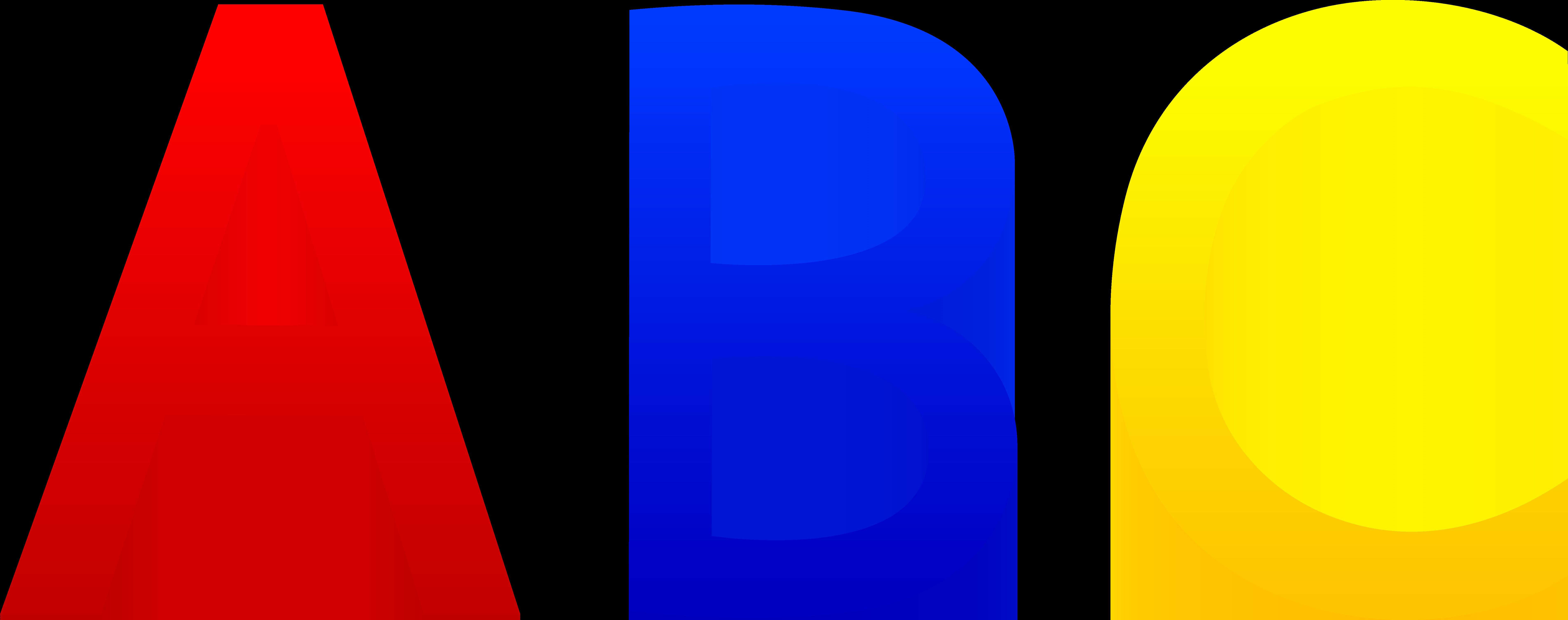 Free Printable Clip Art Letters Elegant Abc Alphabet Letters Free Clip Art