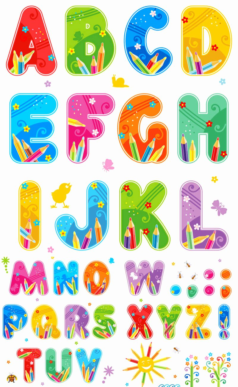 Free Printable Clip Art Letters Lovely Free Printable Clip Art Alphabet Letters – 101 Clip Art