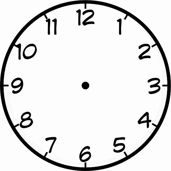Free Printable Clock Faces Best Of the 25 Best Clock Face Printable Ideas On Pinterest
