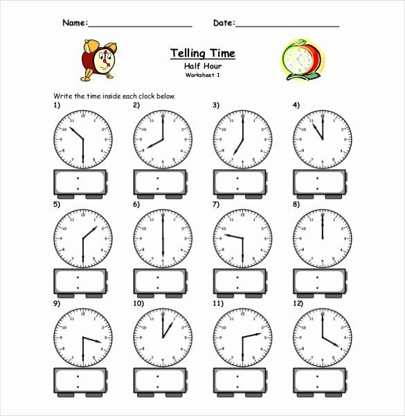 Free Printable Clock Template Elegant 17 Printable Clock Templates Pdf Doc