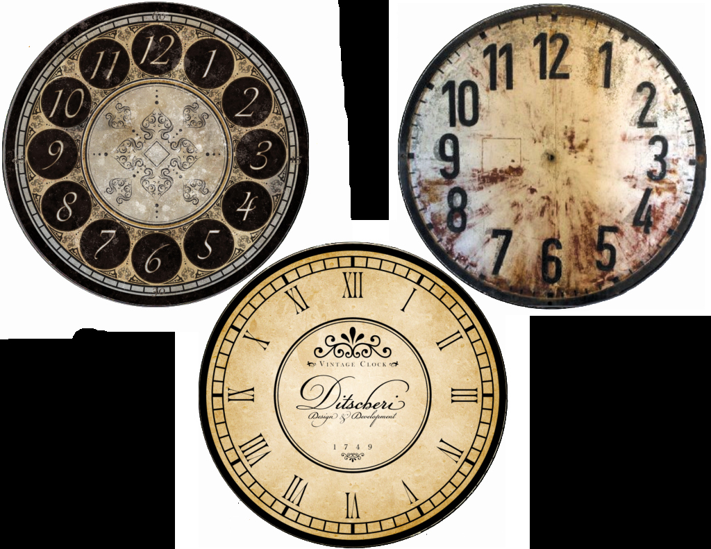 Free Printable Clock Template Lovely New Years Free Clock Face Printables Cd Size and Plate