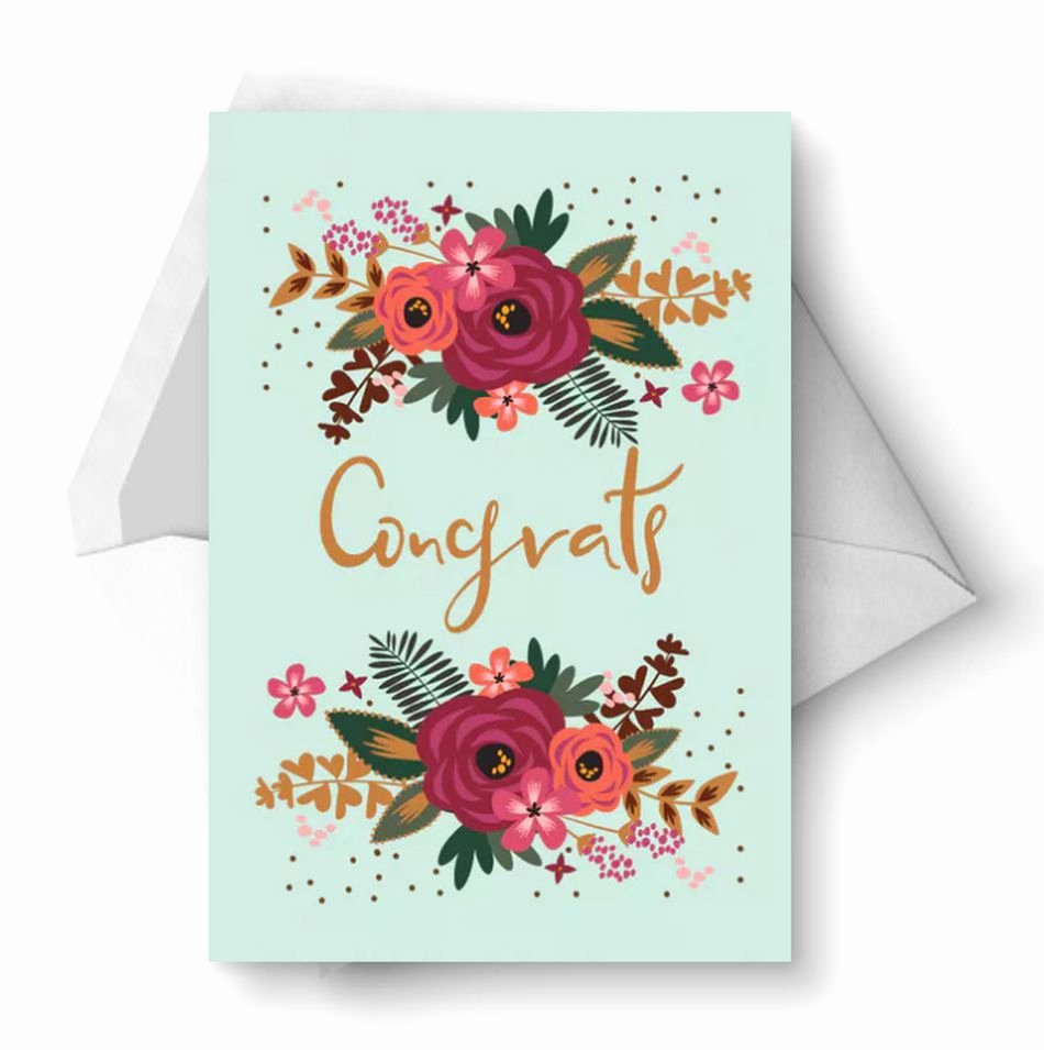 Free Printable Congratulations Cards Beautiful 10 Free Printable Wedding Cards that Say Congrats