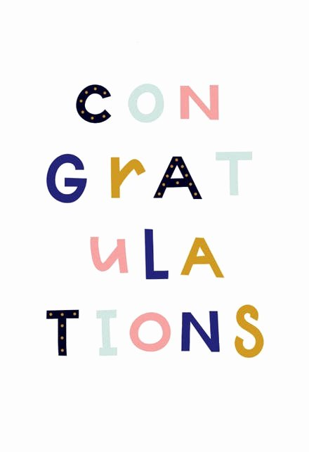 Free Printable Congratulations Cards Fresh Congratulations Cards Free