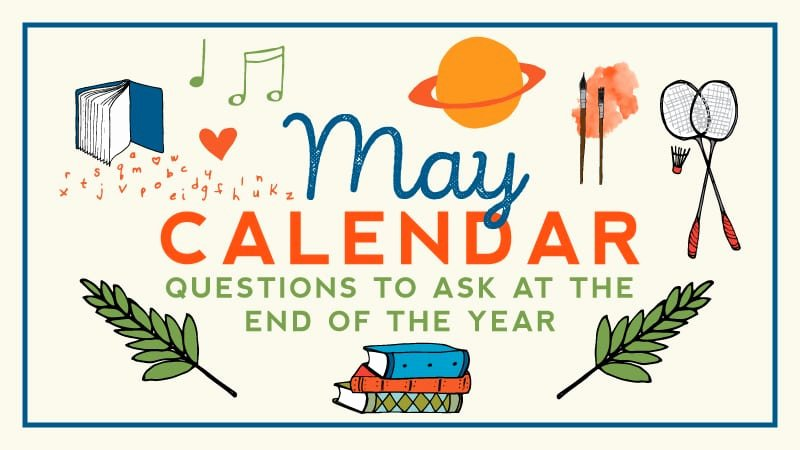 Free Printable Countdown Calendar Unique Free Printable May School Countdown Calendar Weareteachers