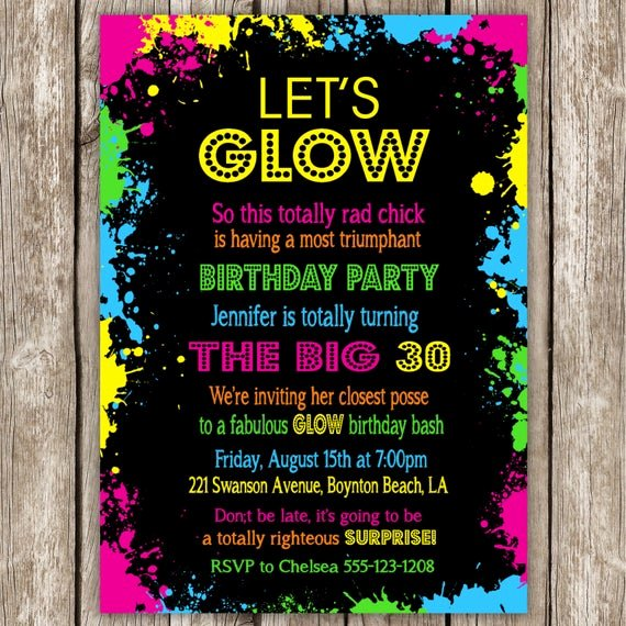 Free Printable Dance Party Invitations Elegant Unavailable Listing On Etsy
