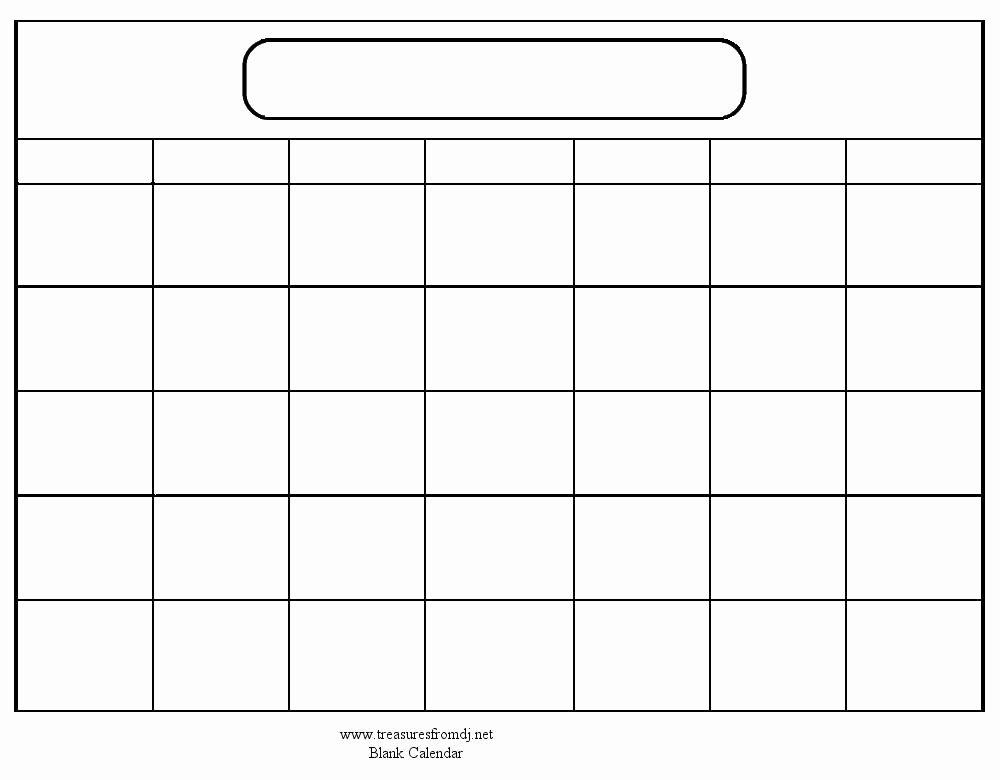 Free Printable Editable Calendar Beautiful Kids Can Make their Own Calendar Printable Blank Calendar