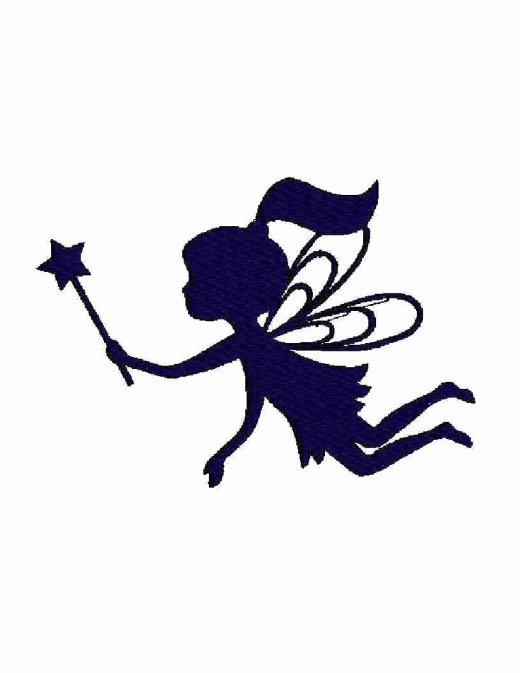Free Printable Fairy Silhouette Awesome Best 25 Fairy Silhouette Ideas On Pinterest