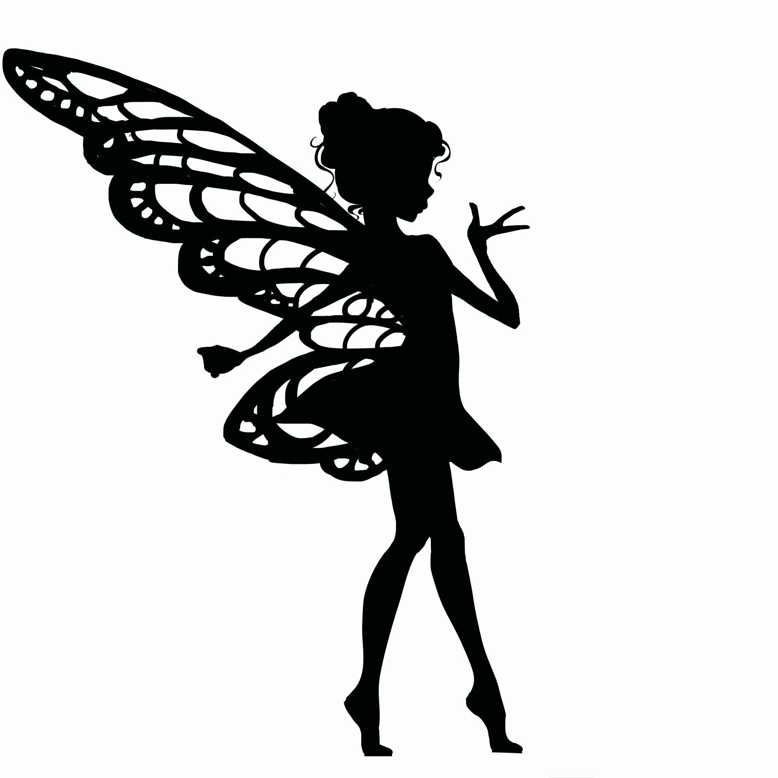 Free Printable Fairy Silhouette Best Of Printable Printable Fairy Silhouette