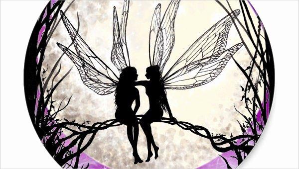 Free Printable Fairy Silhouette Elegant 10 Fairy Silhouettes