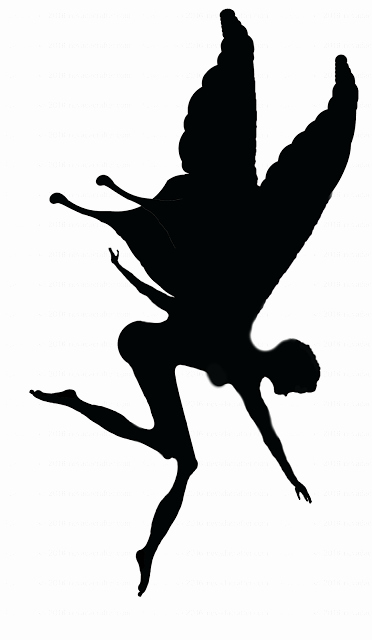 Free Printable Fairy Silhouette Inspirational Free Patterns and Ideas Fairy Silhouette