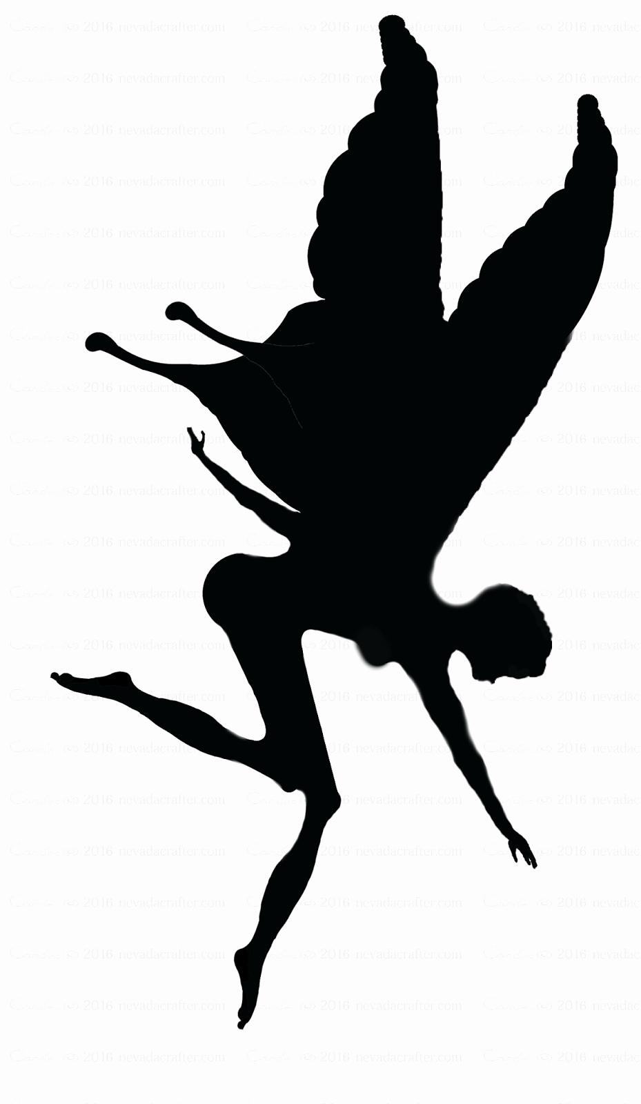 Free Printable Fairy Silhouette Unique Free Patterns and Ideas Fairy Silhouette