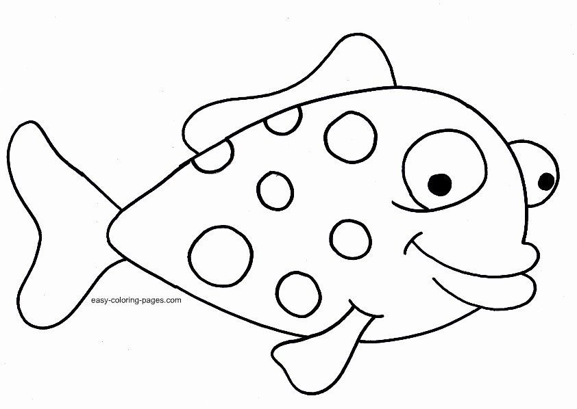 Free Printable Fish Pictures Awesome Printable Fish Coloring Pages Big Bang Fish