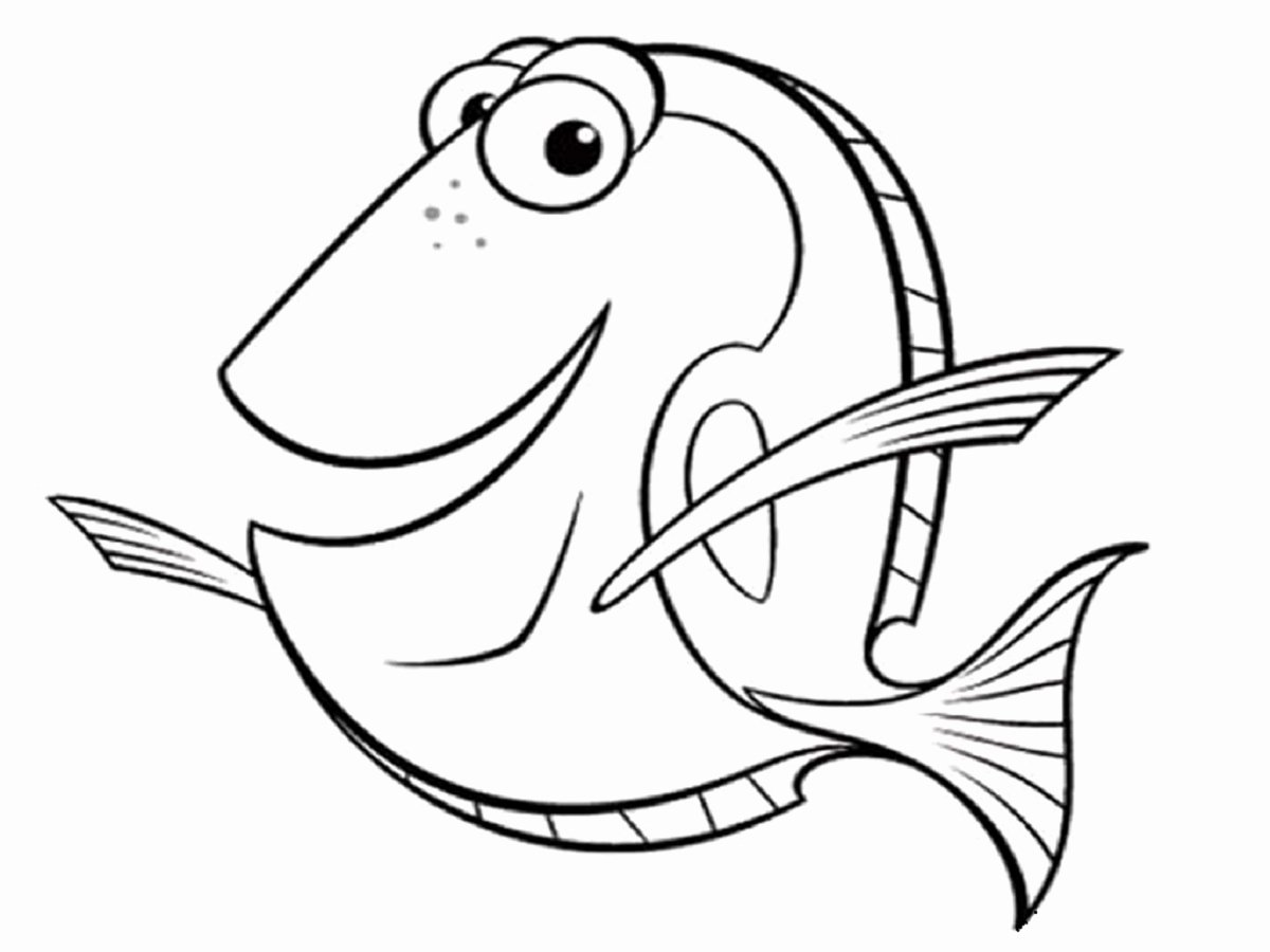 Free Printable Fish Pictures Best Of Fish Coloring Pages Printable