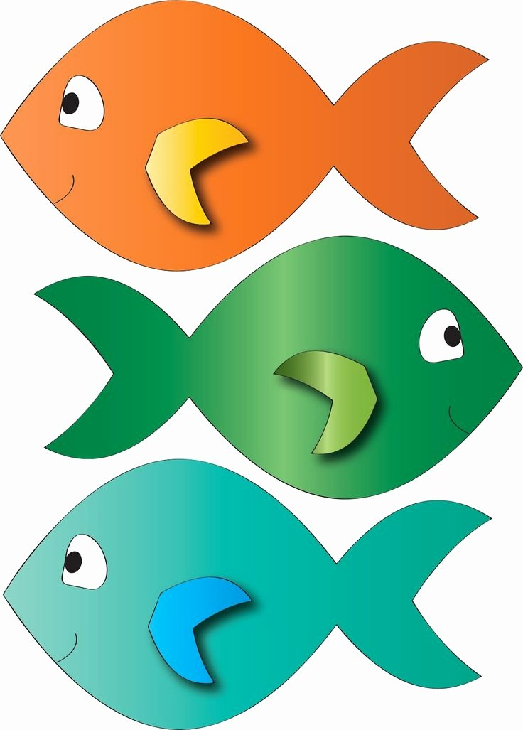 Free Printable Fish Pictures Elegant Free Printables for Children S Fishing Activity