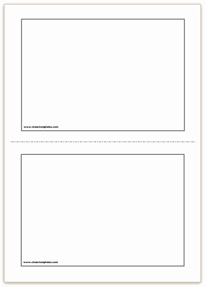 Free Printable Flash Card Templates Beautiful Free Printable Flash Cards Template