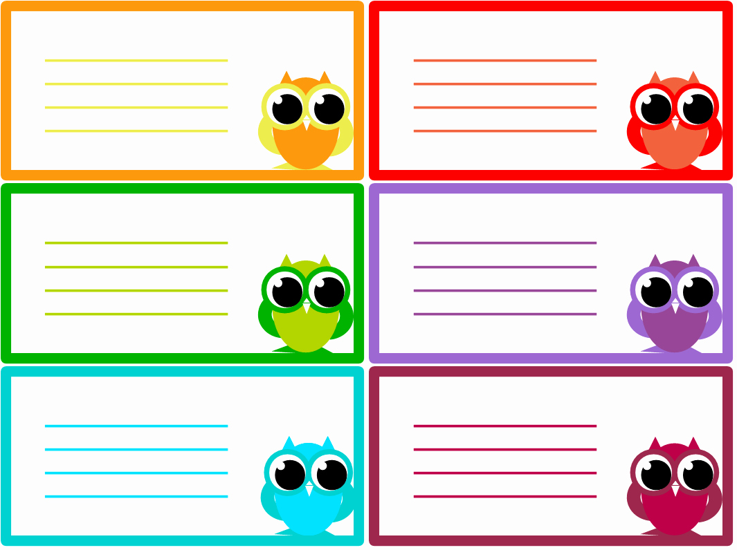 Free Printable Flash Card Templates Inspirational A Beginner Craft Journal My First Free Printables Owl