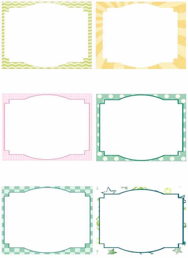 Free Printable Flash Card Templates Luxury Free Note Card Template Image Free Printable Blank Flash