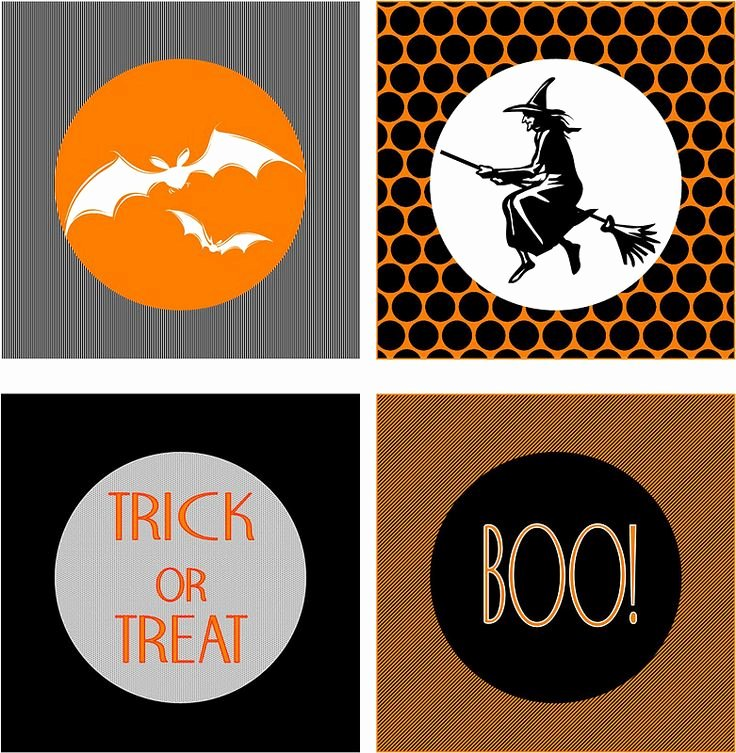 Free Printable Halloween Pictures Awesome Halloween Labels – Happy Holidays