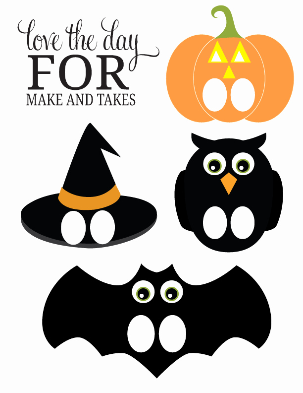 Free Printable Halloween Pictures Luxury Printable Halloween Finger Puppets