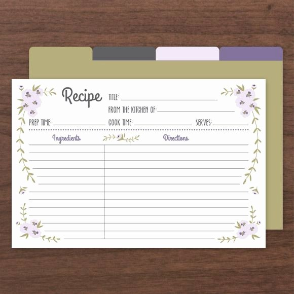 Free Printable Index Cards Fresh Printable Recipe Cards Pdf Instant Download Templates