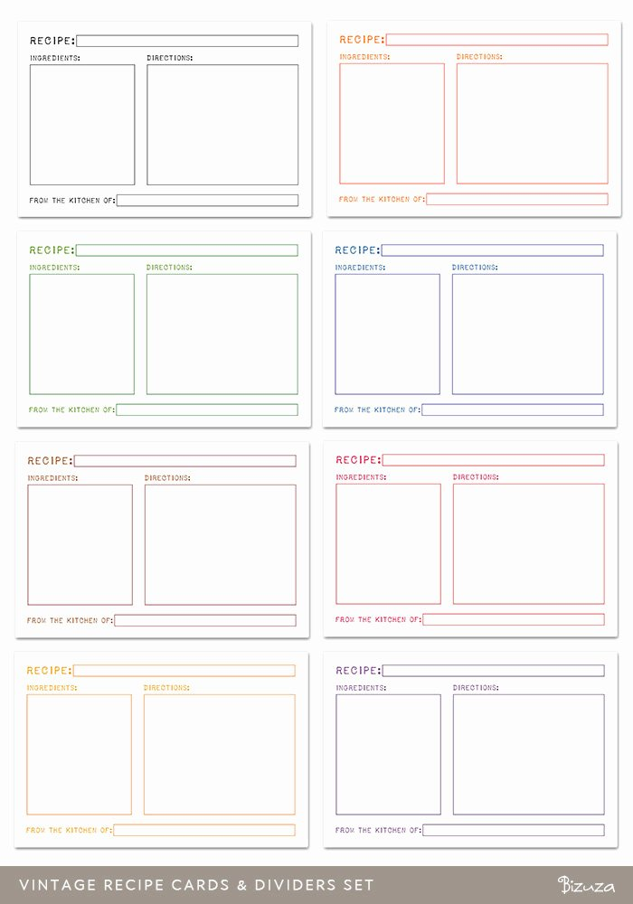 Free Printable Index Cards New Index Card Template