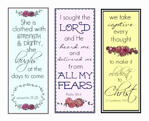 Free Printable Inspirational Bookmarks Awesome How to Cut Fear at Its Roots True and Faithful