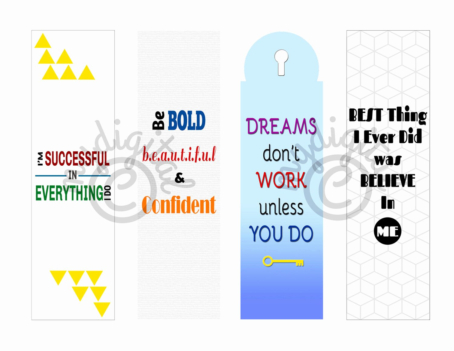 Free Printable Inspirational Bookmarks Awesome Sale Printable Bookmarks Printable Quote Motivational