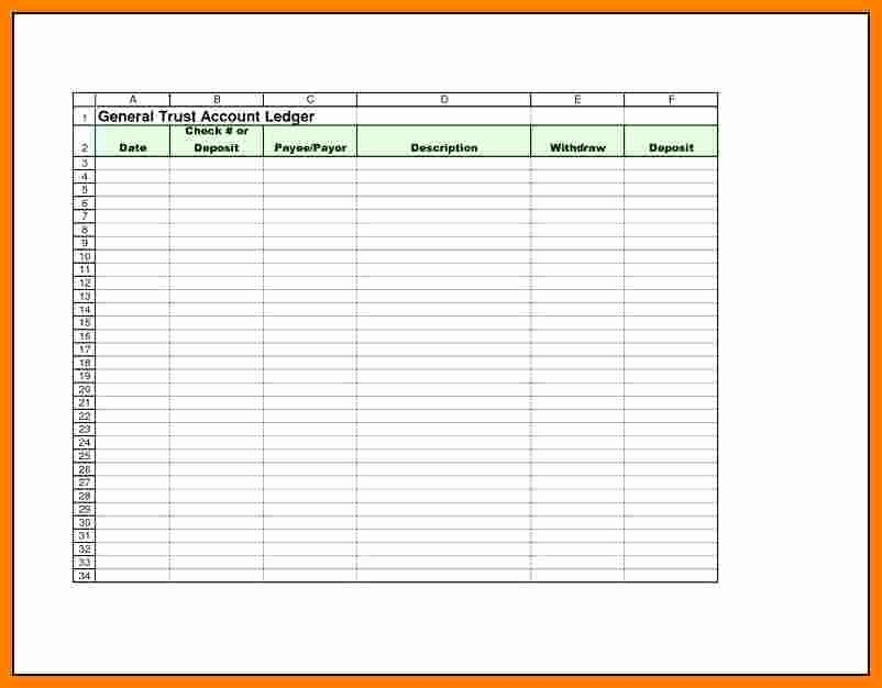 Free Printable Ledger Paper Luxury 11 Ledger Sheet Pdf