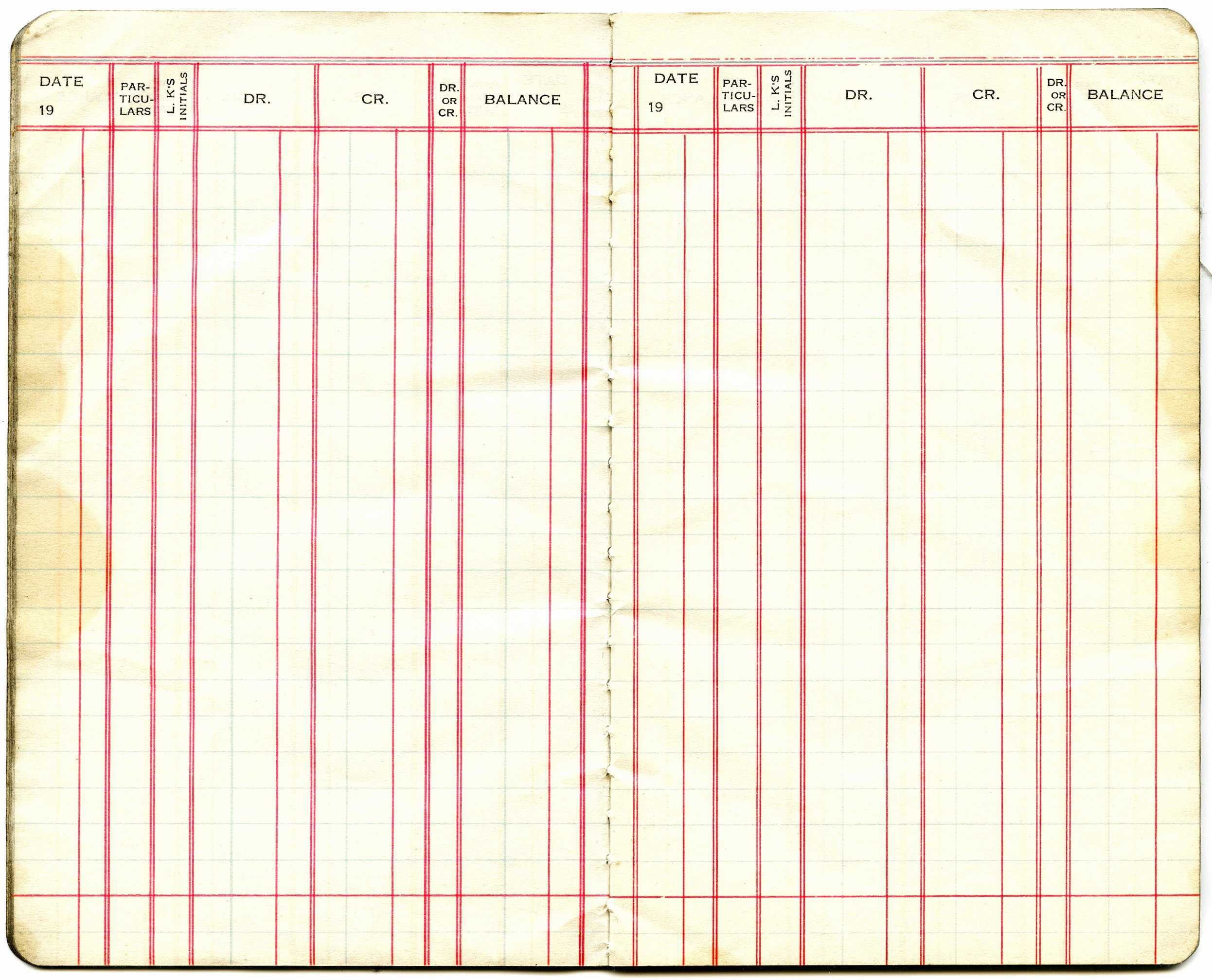Free Printable Ledger Paper Unique Free Printable Accounting Ledger – Clgss