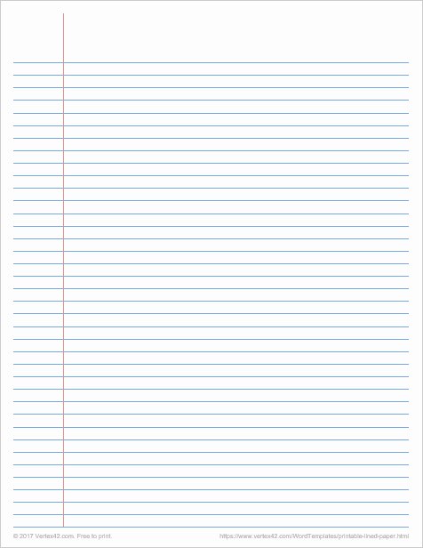 Free Printable Lined Paper Best Of Printable Graph Paper Templates for Word