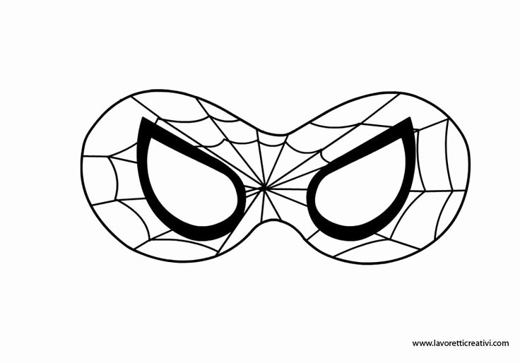 Free Printable Masks Templates Awesome Spiderman Mask Printable Google Search