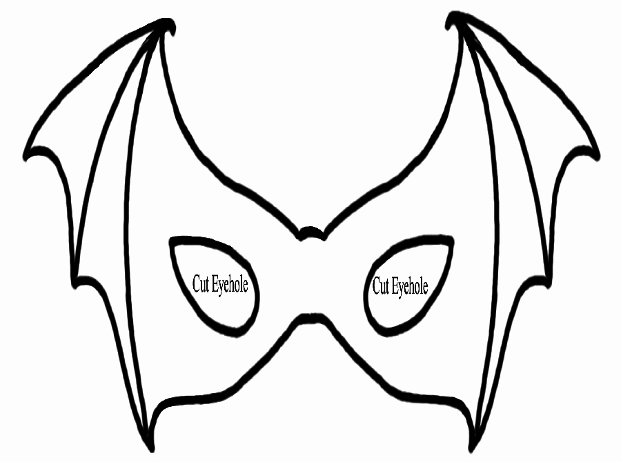 Free Printable Masks Templates New Free Printable Mask Coloring Pages for Kids