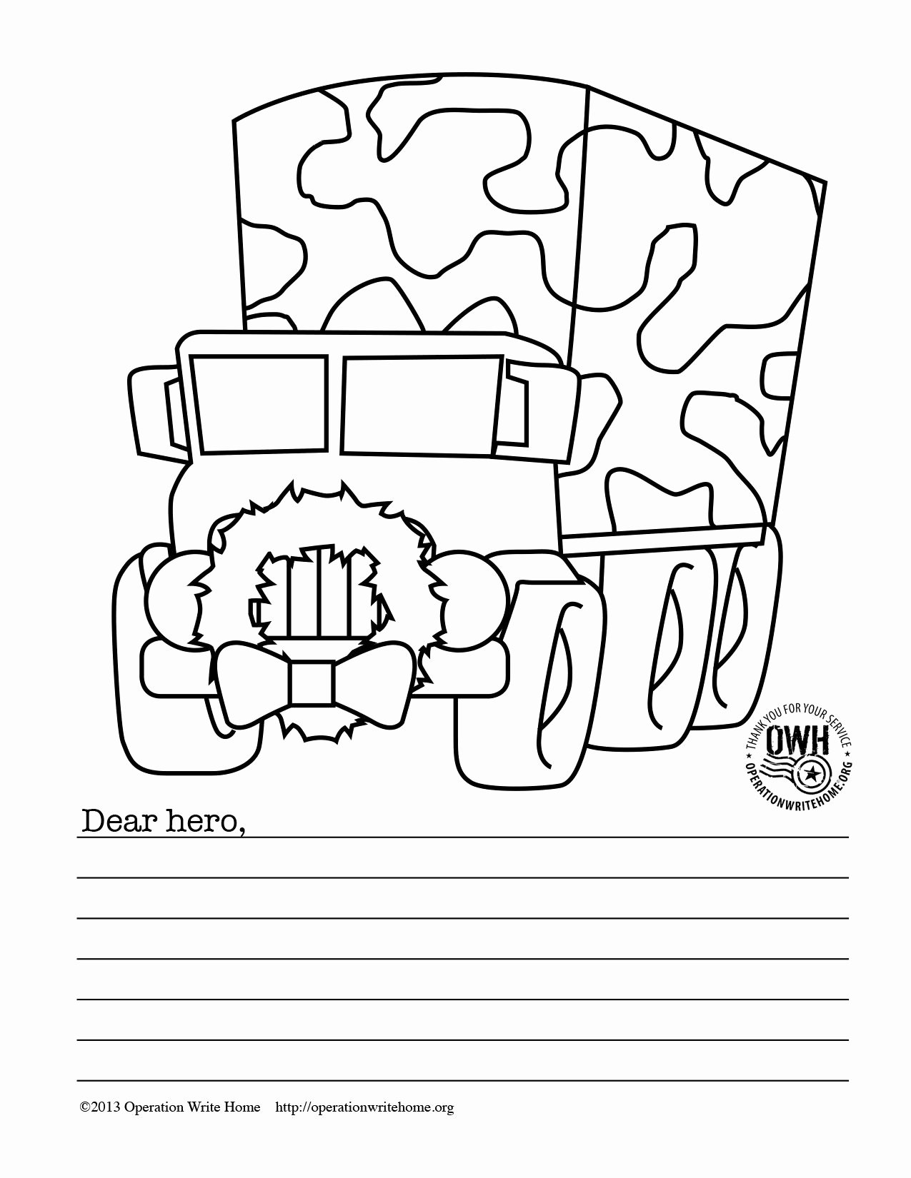 Free Printable Military Greeting Cards Awesome Free Military Coloring Pages for Christmas