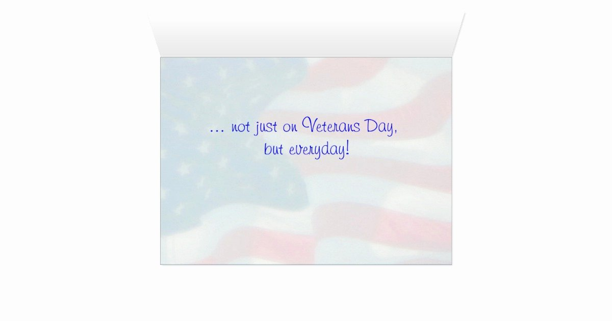 Free Printable Military Greeting Cards Beautiful Veterans Day Thank You Military Greeting Card