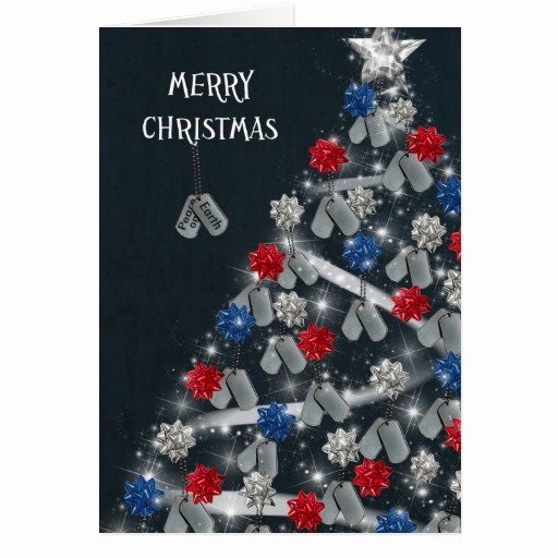 Free Printable Military Greeting Cards Lovely Military Merry Christmas Greeting Card