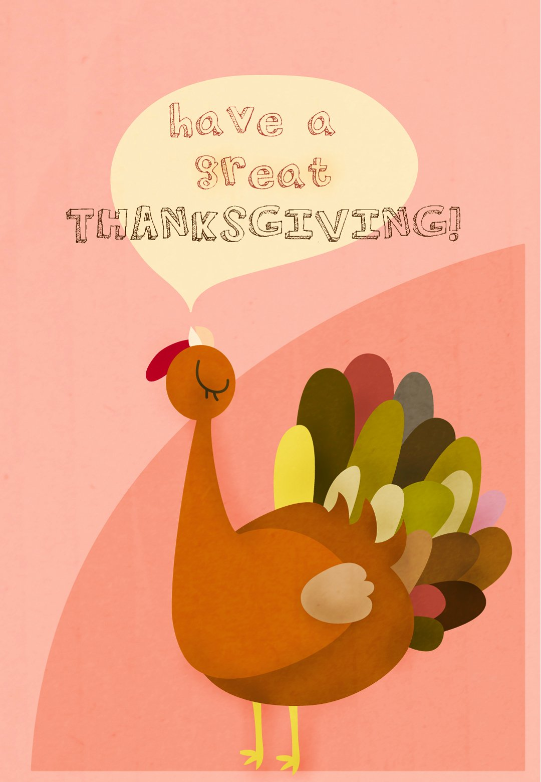 Free Printable Military Greeting Cards New Great Thanksgiving Thanksgiving Card Free