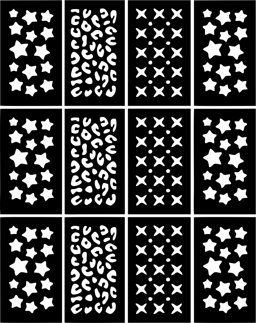 Free Printable Nail Art Stencils Best Of Nail Art Vinyl Decal Sticker Stencil