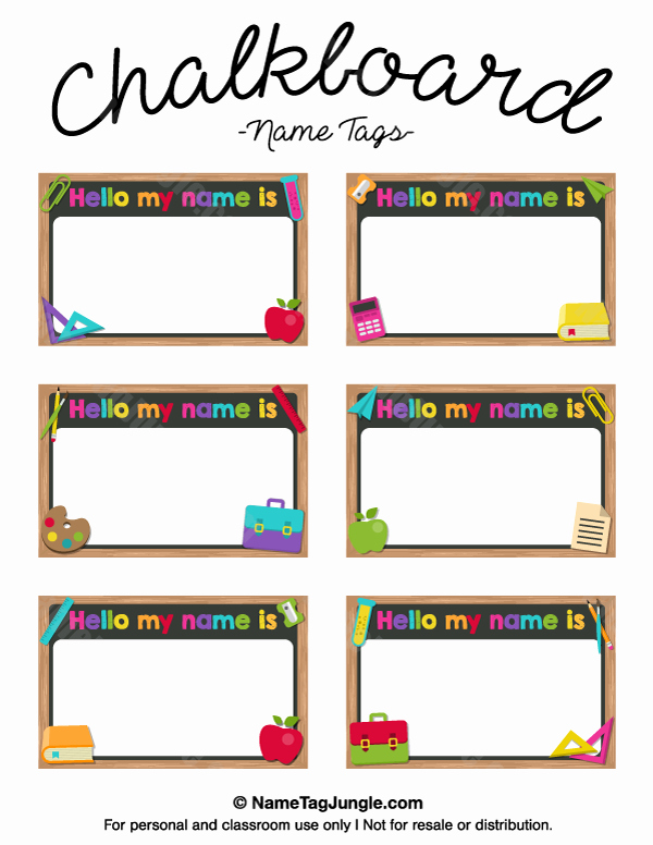 Free Printable Name Cards Beautiful Pin by Muse Printables On Name Tags at Nametagjungle