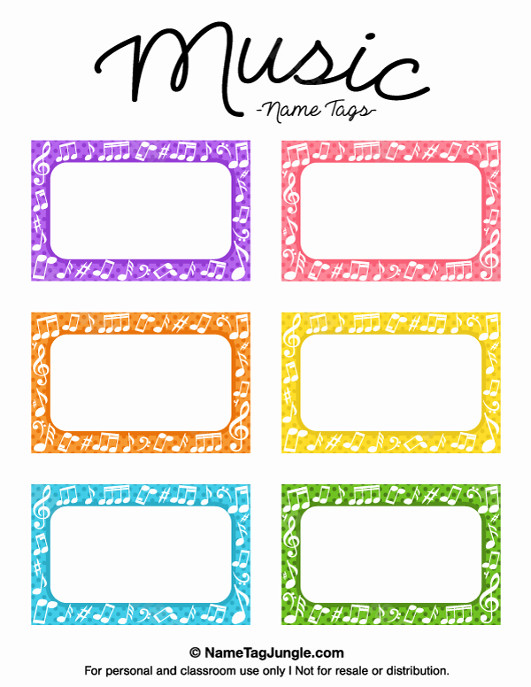 Free Printable Name Cards Lovely Pin by Muse Printables On Name Tags at Nametagjungle