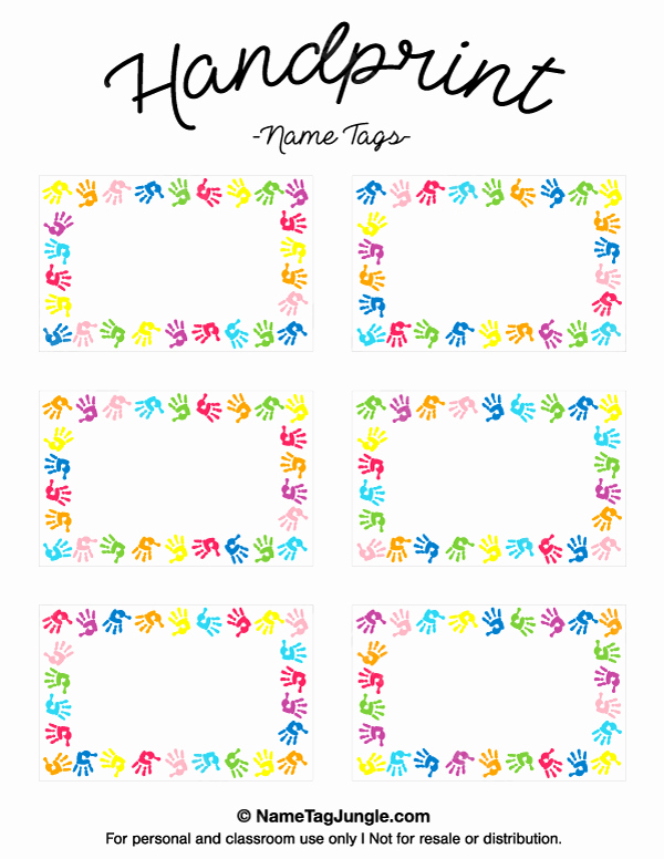 Free Printable Name Cards New Pin by Muse Printables On Name Tags at Nametagjungle
