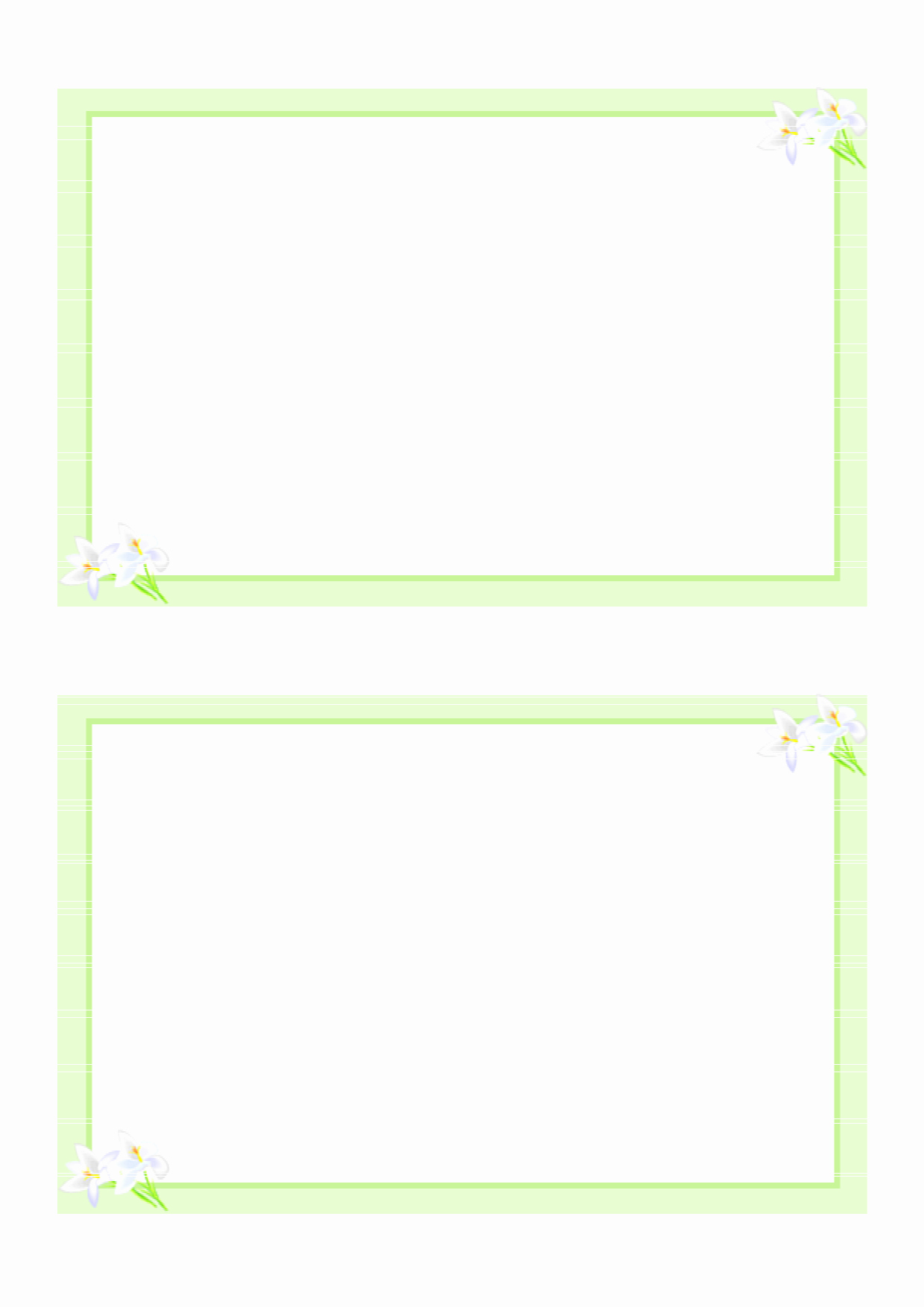 Free Printable Note Cards Template New 5 Best Of Note Card Templates Printable Free Free