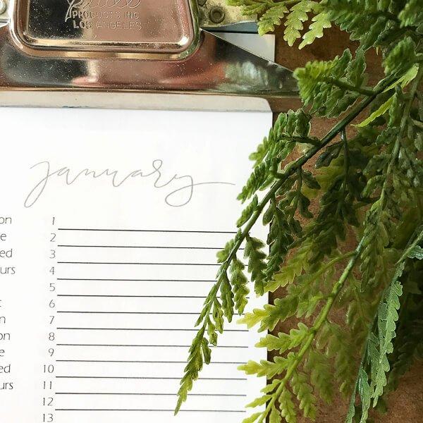 Free Printable Perpetual Calendar Luxury Free Printable Perpetual Calendar Twelve Main