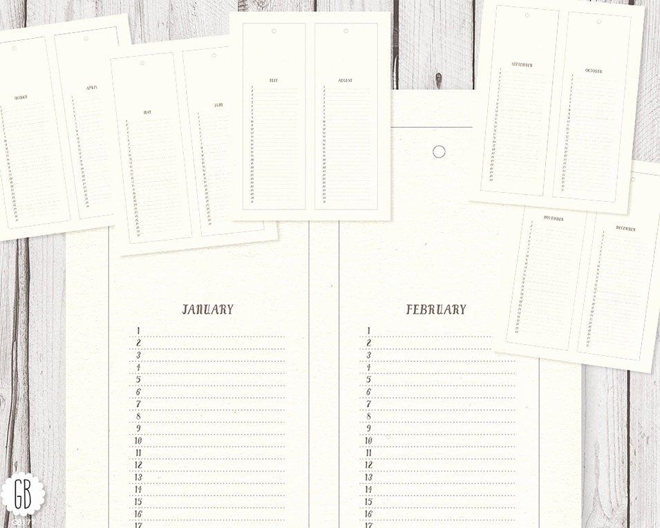Free Printable Perpetual Calendar New Perpetual Calendar Calendar Template