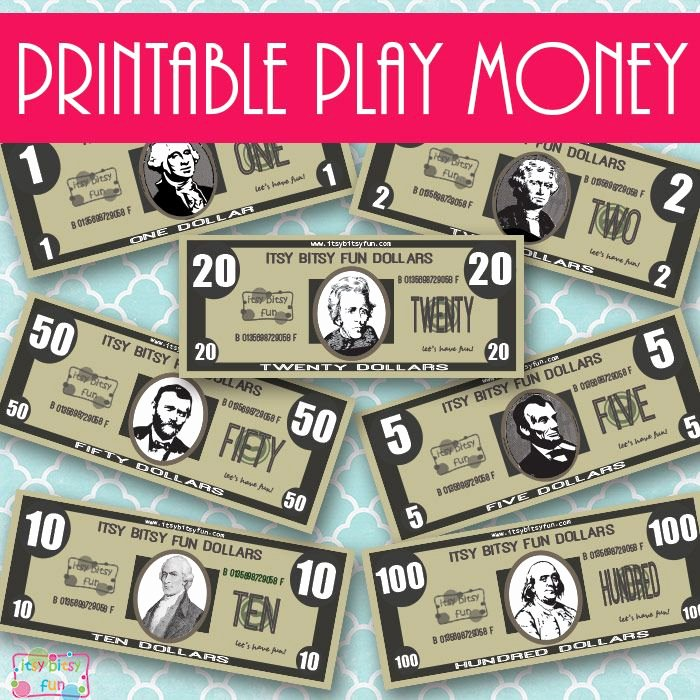 Free Printable Play Money New the 25 Best Play Money Ideas On Pinterest