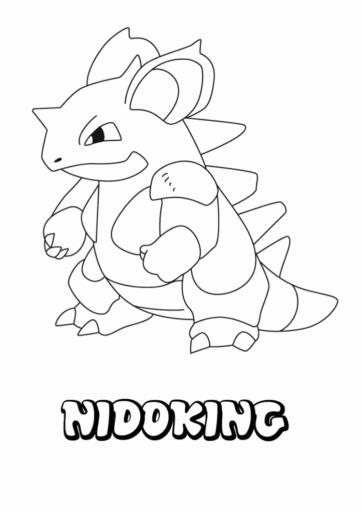 Free Printable Pokemon Pictures Luxury Pokemon Coloring Pages Join Your Favorite Pokemon On An