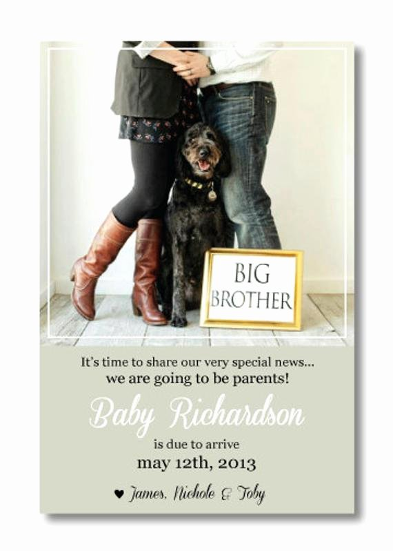 Free Printable Pregnancy Announcements Best Of Il 570xn 1dvt