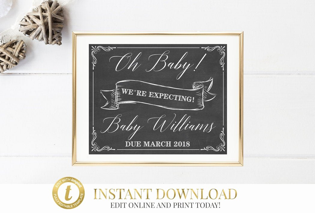 Free Printable Pregnancy Announcements Inspirational Printable Pregnancy Announcement Pregnancy Reveal Baby