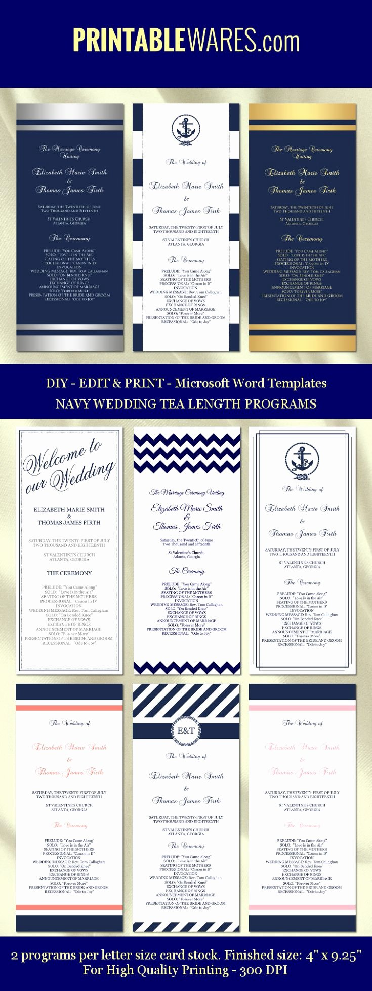 Free Printable Program Templates Best Of Best 25 Wedding Program Templates Ideas On Pinterest