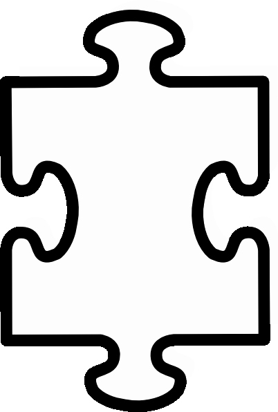 Free Printable Puzzle Pieces Template Best Of Puzzle Piece Template Clipart Best