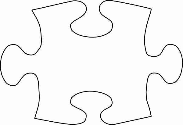 Free Printable Puzzle Pieces Template Lovely Free Puzzle Pieces Template Download Free Clip Art Free
